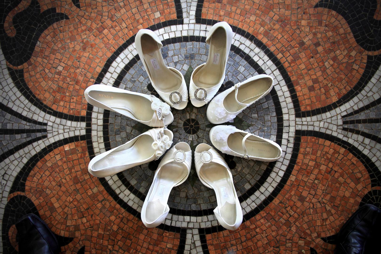 Wedding Shoes Hull