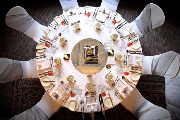 Table for wedding