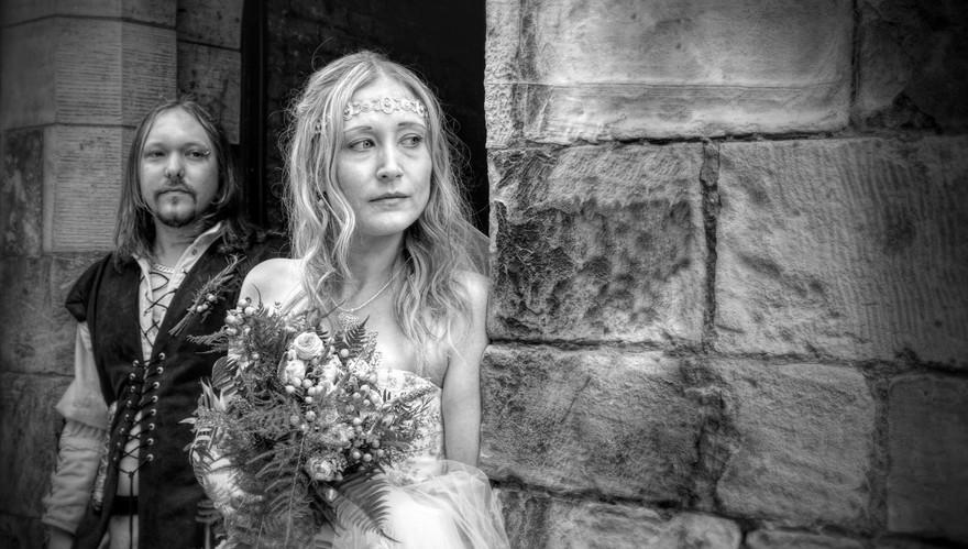Medievel wedding York
