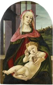 'Botecelli' painting up for auction in Paris