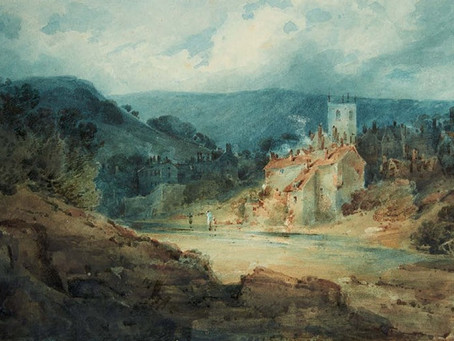 John Sell Cotman comes in at £20,000 in Nottingham