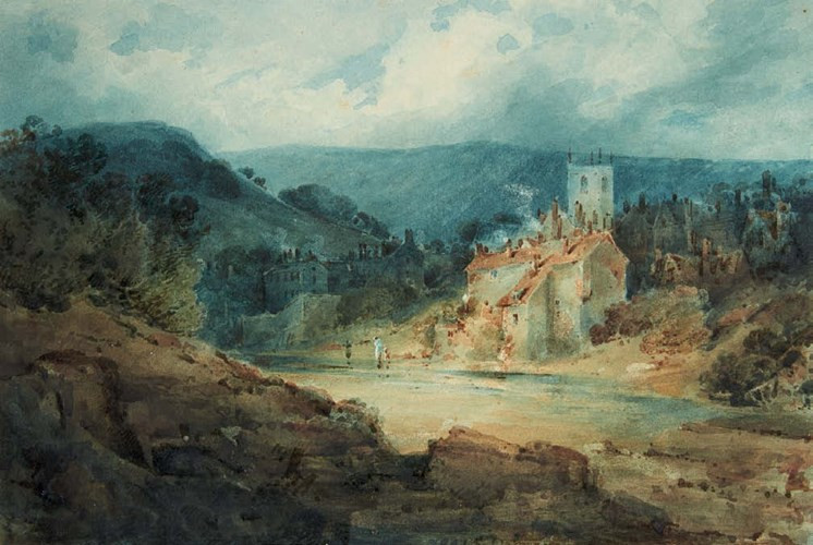 Cotman sells for £20,000