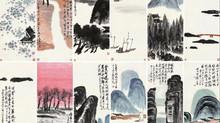 Chinese artist Qi Baishi joins the $100 million club