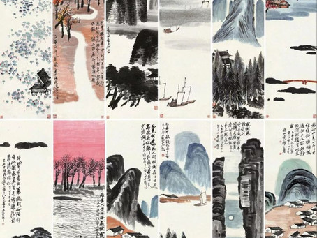 Chinese artist Qi Baishi joins the $100 million club
