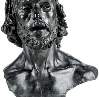 Rodin lifetime bust of Saint Jean-Baptiste discovered