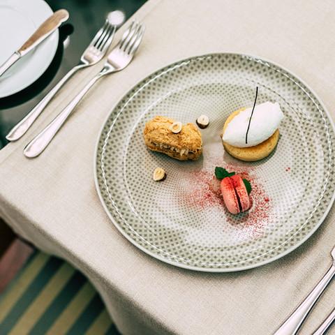 Assiette French Desserts