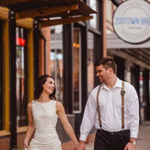 Urban Montana Wedding