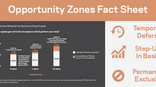 Opportunity Zone Program vs. 1031 Exchanges vs. IRC 453 Structures
