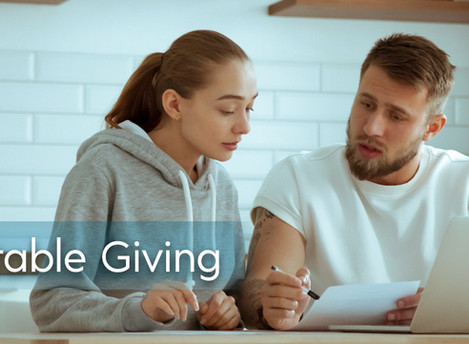 How to Include Charitable Giving into Your Estate Planning