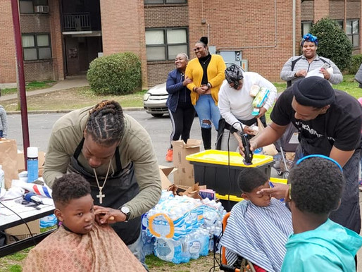 Gideon's Army Mobilizes for North Nashville