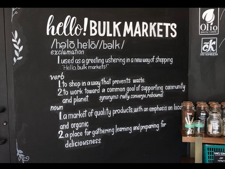 P3 Visits Packaging-Free Hello!Bulk Markets + New Podcast Episode