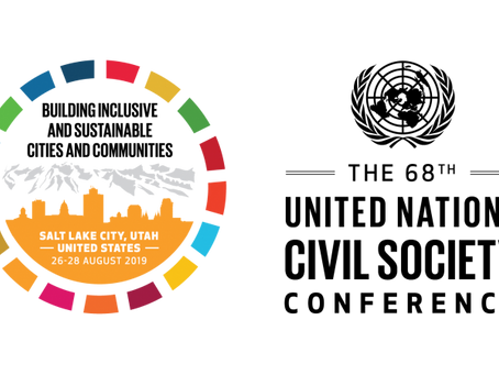 P3 Utah at the UN Civil Society Conference August 26-28