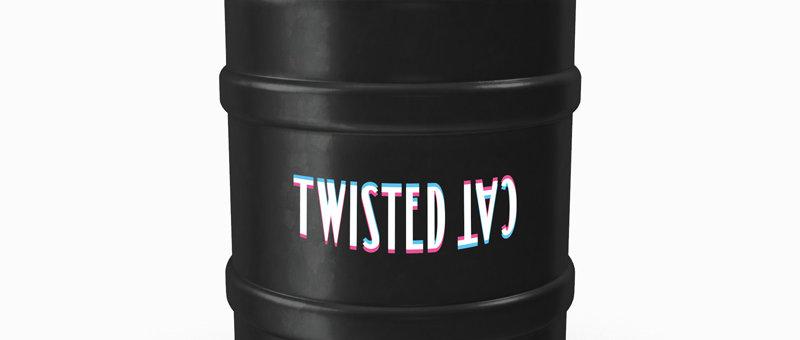 Twisted Cat Original pale ale - 20 LT Keg