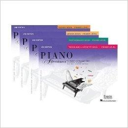 Piano Adventure Primer Set