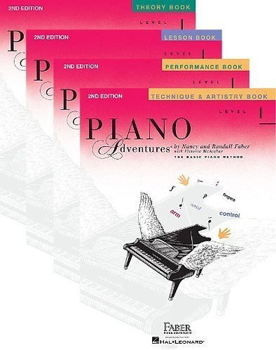 Faber Piano Adventure Level 1 Set