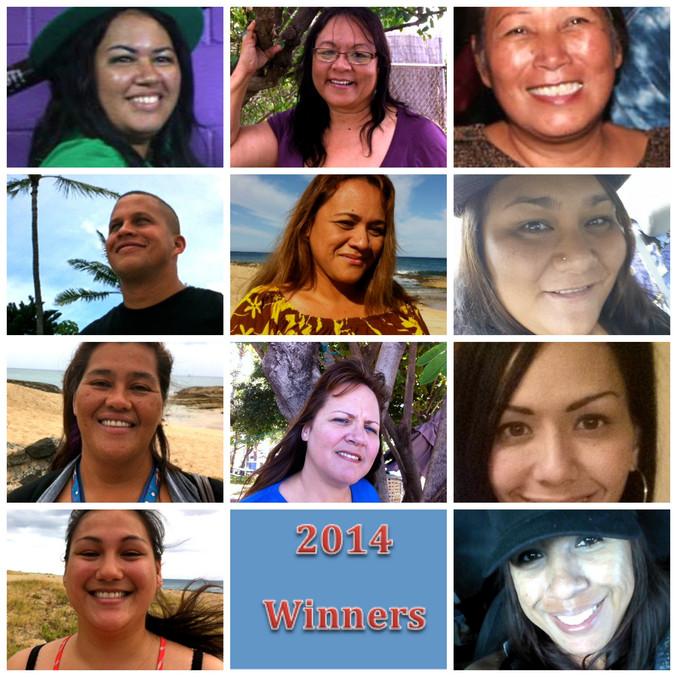 2014 WOW Scholarship Winners