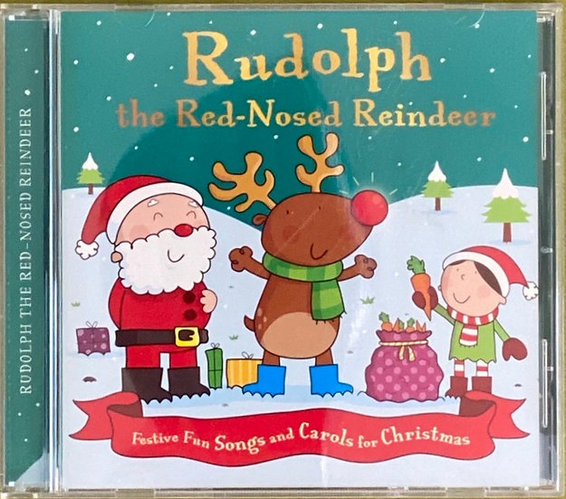 Rudolph The Red-nosed Reindeer Christmas CD