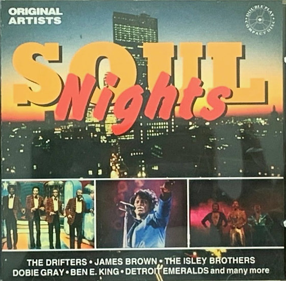 Soul Nights - Various Artists