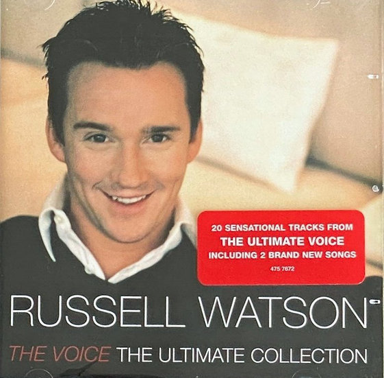 The Voice Ultimate Collection - Russell Watson