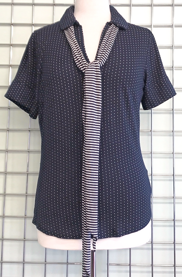 Tommy Hilfiger Spotted Top XL