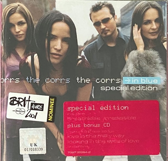In Blue - The Corrs