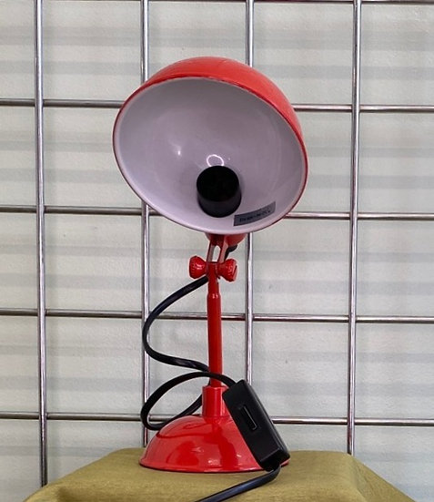 Habitat Tommy Red Anglepoise Lamp