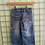 Thumbnail: Next Wideleg Embroidered Jeans Age 3 Years