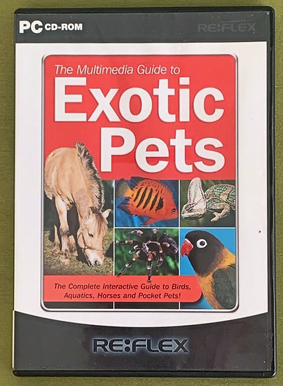 The Multimedia guide to Exotic Pets
