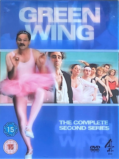 Green Wing The Complete Second Series