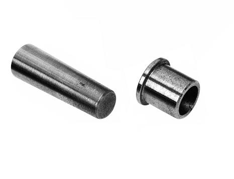 Teco tube tapones 2 piezas