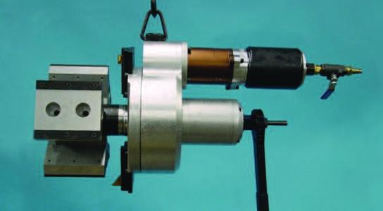biseladora de tubos commander