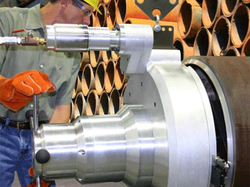 biseladora terminator avance y motor