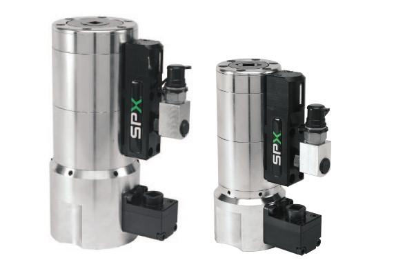 tensionador hidráulico WDD, para aplicaciones en aerogeneradores