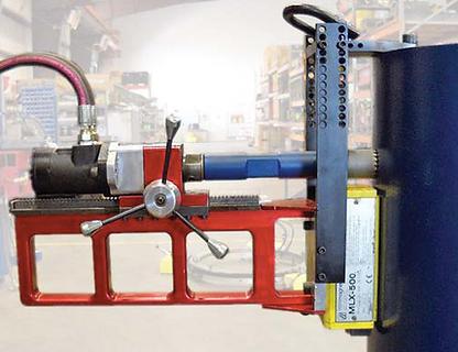 taladro horizontal MT 30 rack drill