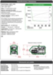 especificaciones SPX PE39 bomba hidráulica apriete controlado por torque