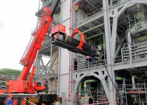Peinemann Equipment: Extractores aéreos de haces tubulares