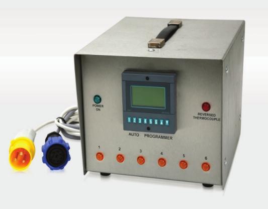 Programador de temperatura P256