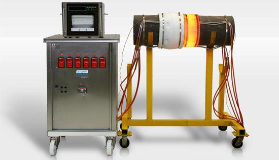 Unidad portatil de tratamiento térmico
