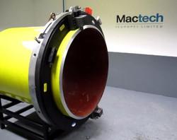 mactech split frame clamshell