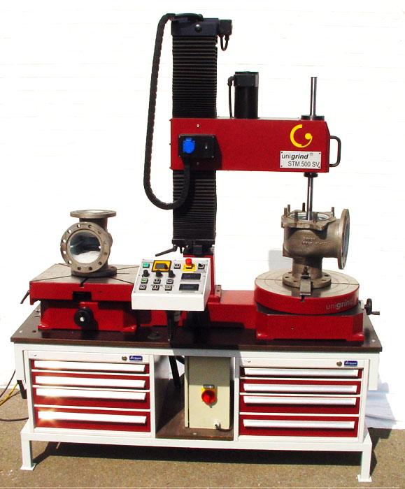 Rectificadora STM 500SV-COMBI