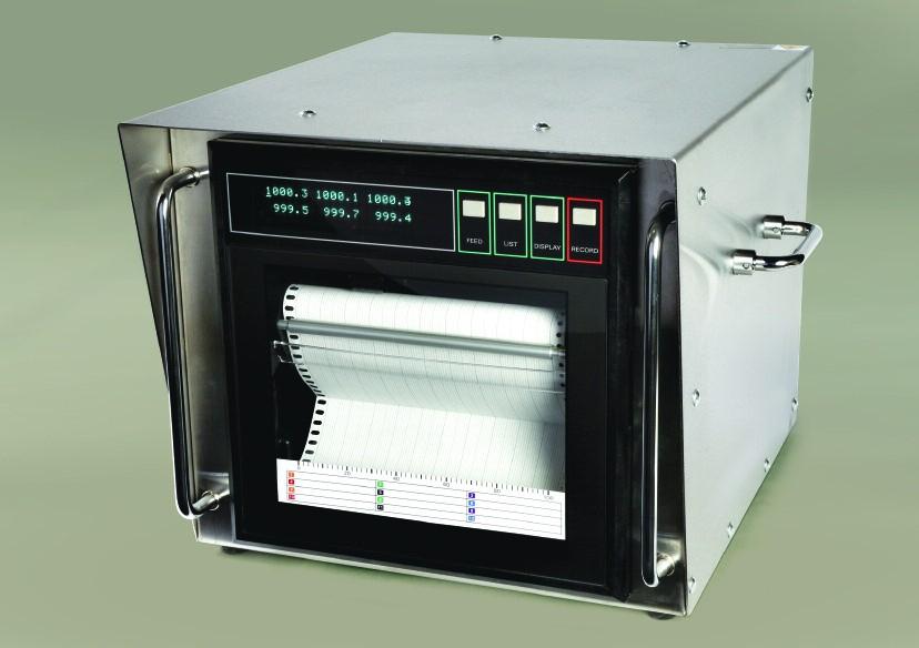 Registrador de temperatura Fuji PHA