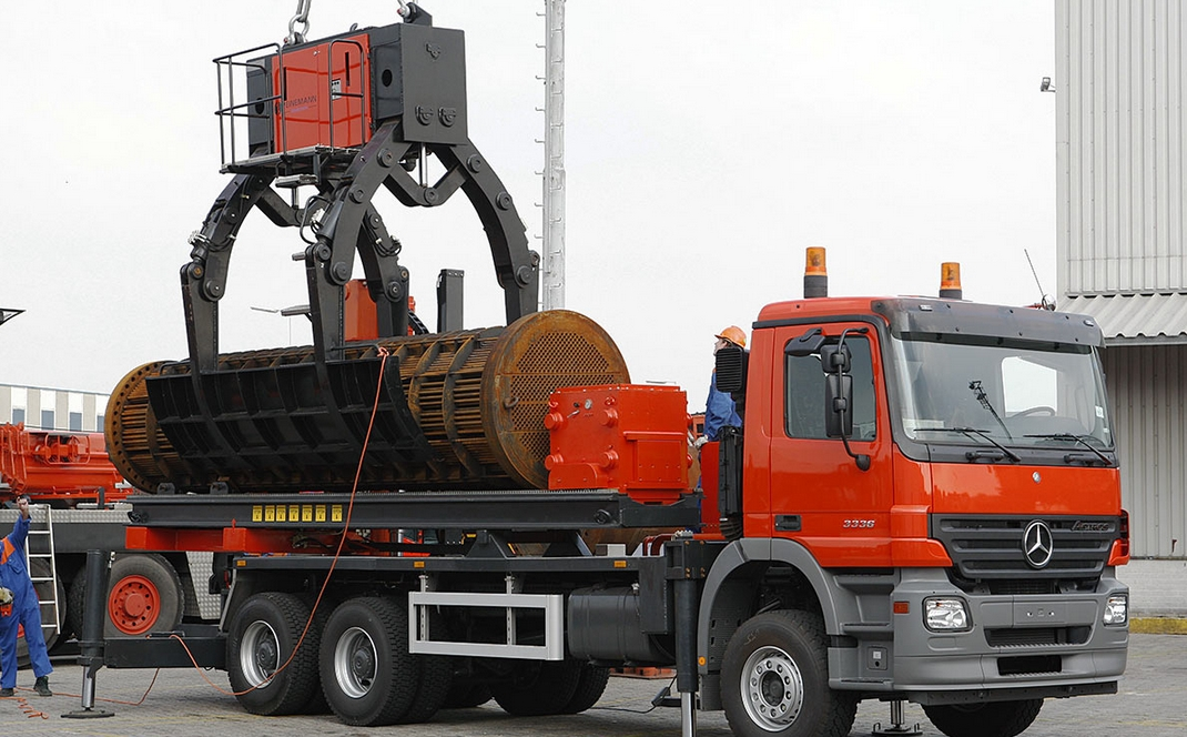 Bundle Lifter Peinemann