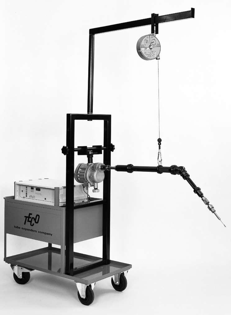 unidad de expansionado automatico