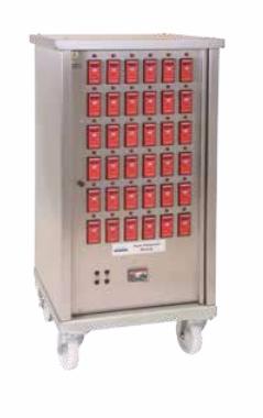 stork cooper36, unidad de tratamiento térmico de 36 canales