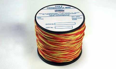 Cable termopar