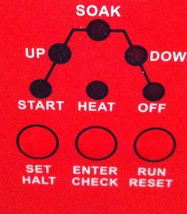 advantage 3 detalle pulsadores