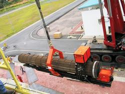 Extractor aéreo 60 T   Peinemann