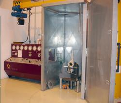 Banco de pruebas Unigrind TS25 S