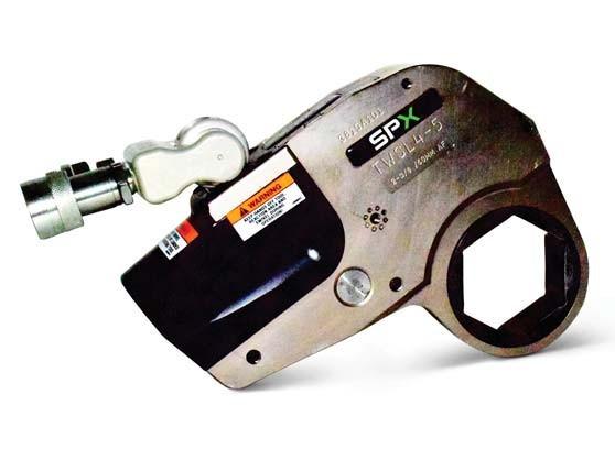 TWSL Slimline llave de apriete de perfil compacto