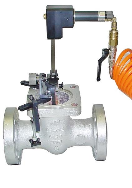 Lapeadora de válvula Unigrind SLIM